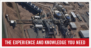 PMC Experience and Knowledge