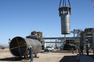 PMC Vessel Fabrication